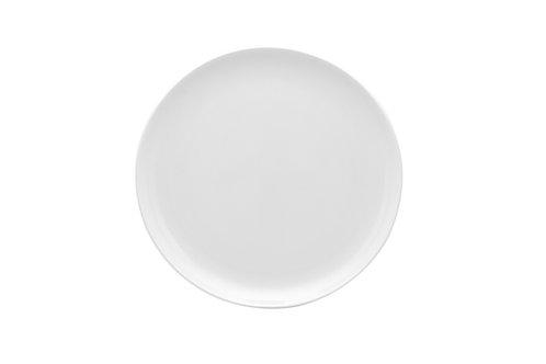 Pure Vanilla Coupe Entree Plate