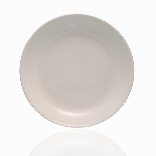 Forte White Salad Plate