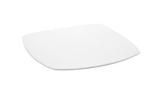 Vanilla Fare Square Salad Plate