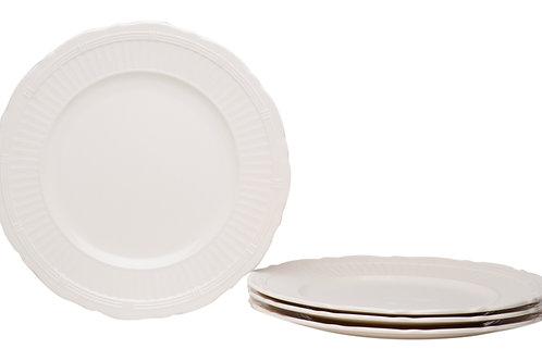 Tuscan Villa Dinner Plates Set/4