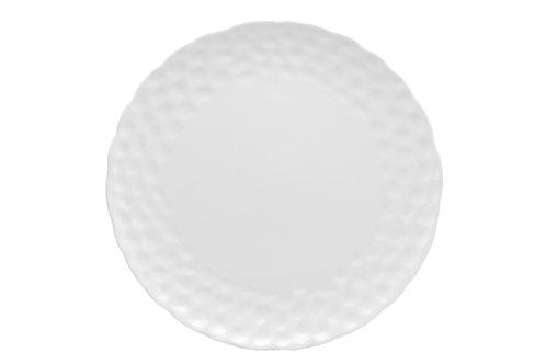 Vanilla Marble Dinner Plate