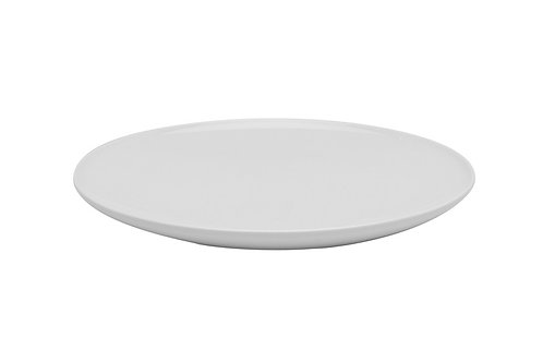 """Every Time White Coupe Pasta Plate 9.75"""" 30oz"""