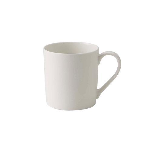 Uptown White Mug 12oz