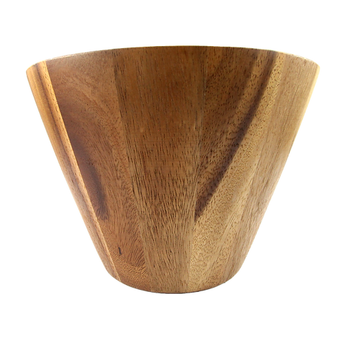 Natura Classic Acacia Large Wood Salad Bowl