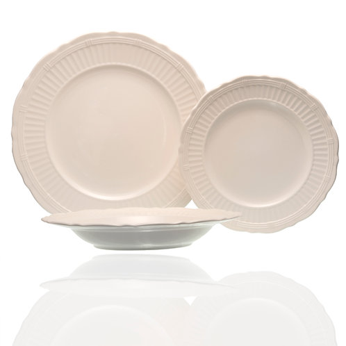 Tuscan Villa 18Pc Dinner Set