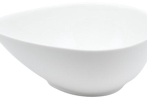Vanilla Fare Teardrop Bowl Large 96oz