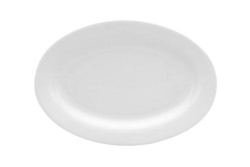 Pure Vanilla Oval Serving Platter