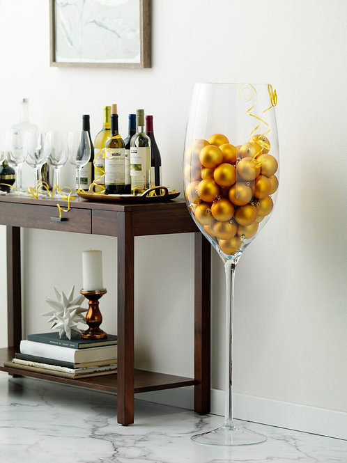 Soiree Display Wine Glass