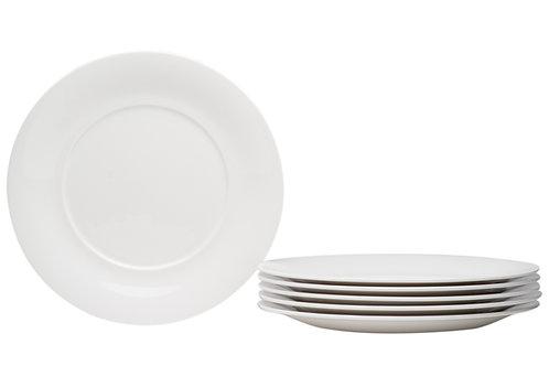 "Hospitality White Round Dinner Plate 11"""