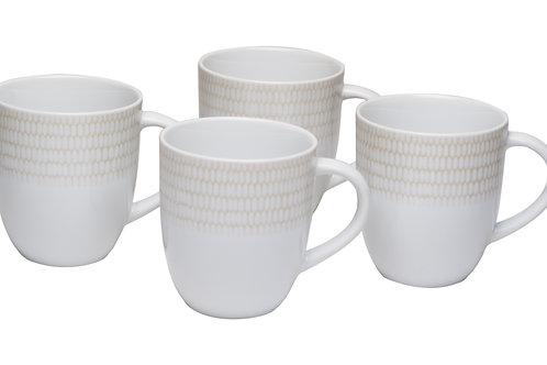 White Rice Mug 12oz