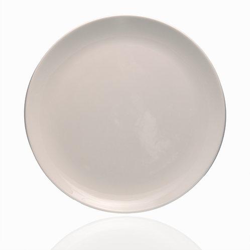 Forte White Dinner Plate