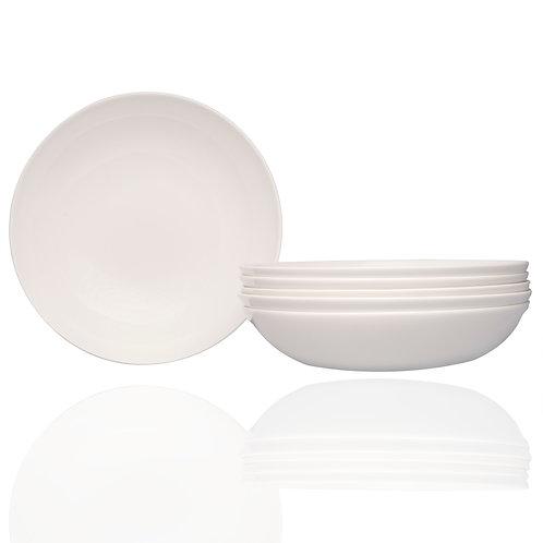 Extreme White Round Soup Bowl 26oz