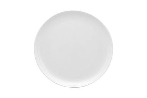 Pure Vanilla Coupe Dinner Plate