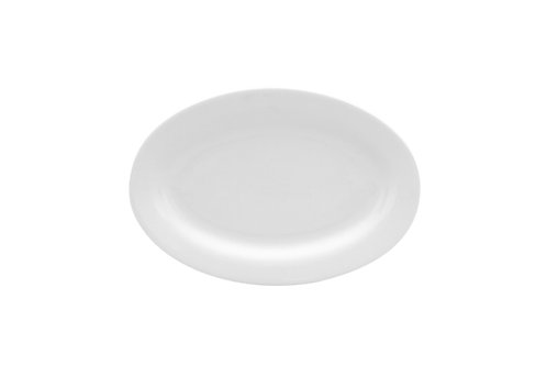 Pure Vanilla Oval Platter