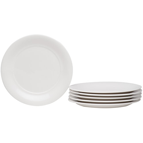 Hospitality White Bread & Butter Plate