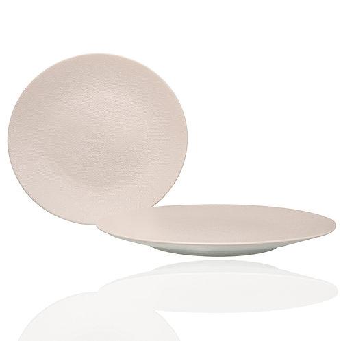 Matrix White Service Platter