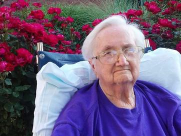 Bertha M. Baggaley