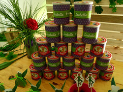 Envases de dulces personalizados
