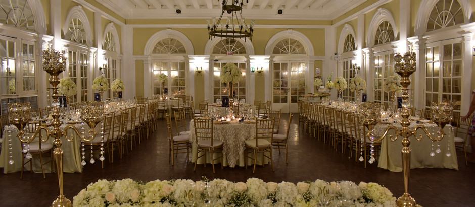 Colores y flores más comunes en bodas
