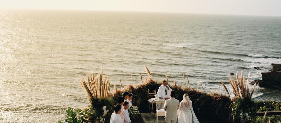 Todo lo que necesitas saber para tener una boda en la playa