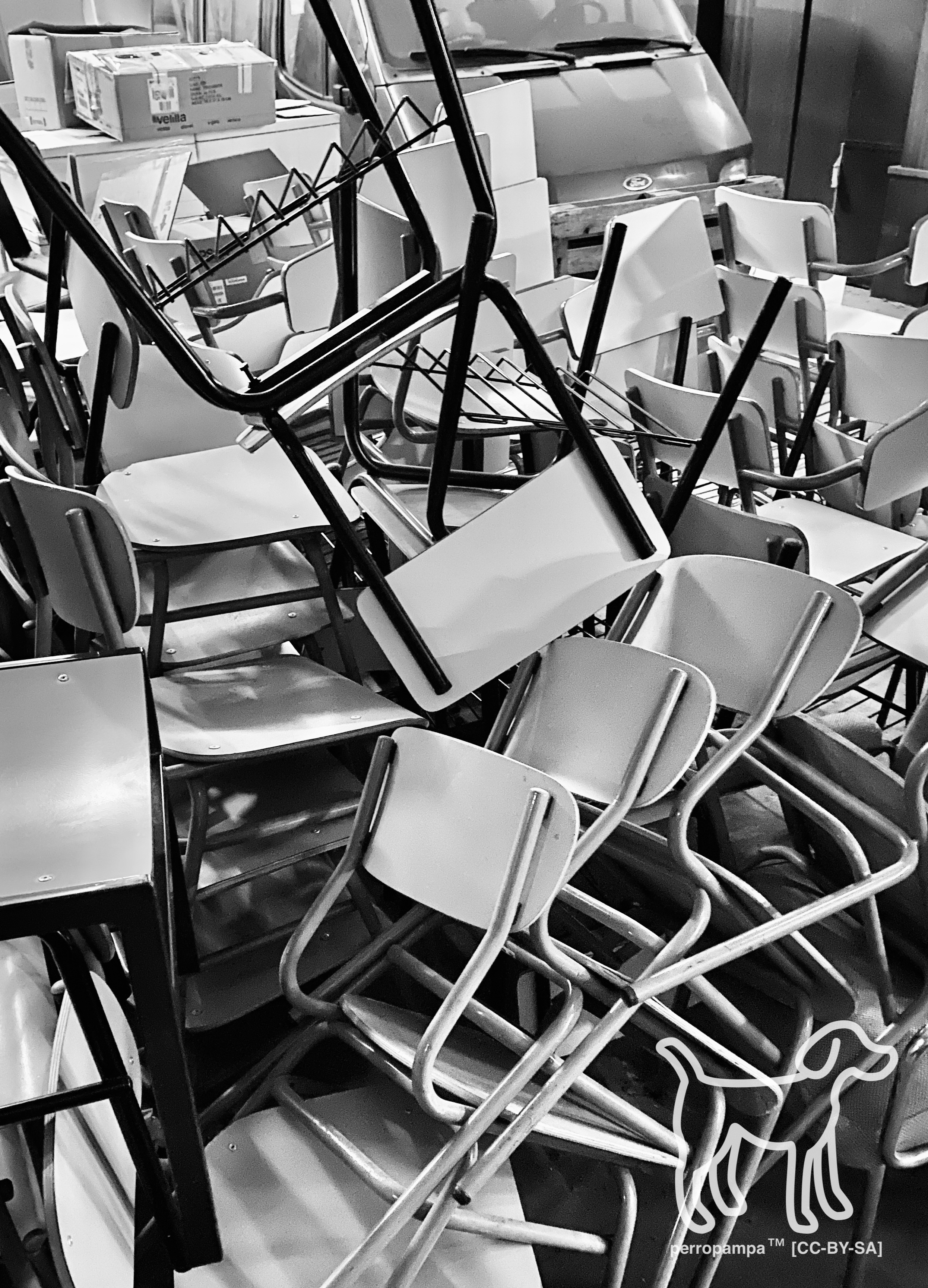 chairs missing