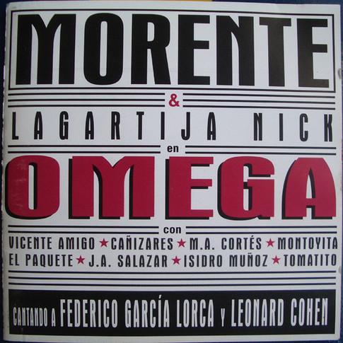 1996 Morente & Lagartija Nick: Omega