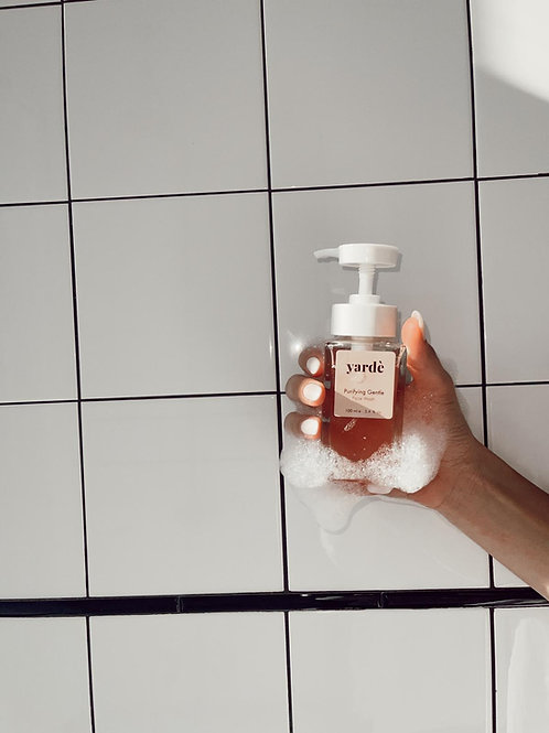 Purifying Gentle Face Wash