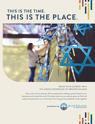 Jewish Federation - begin your journey