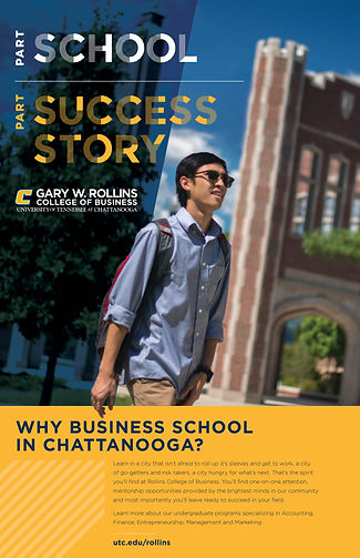 Why business school in Chattanooga