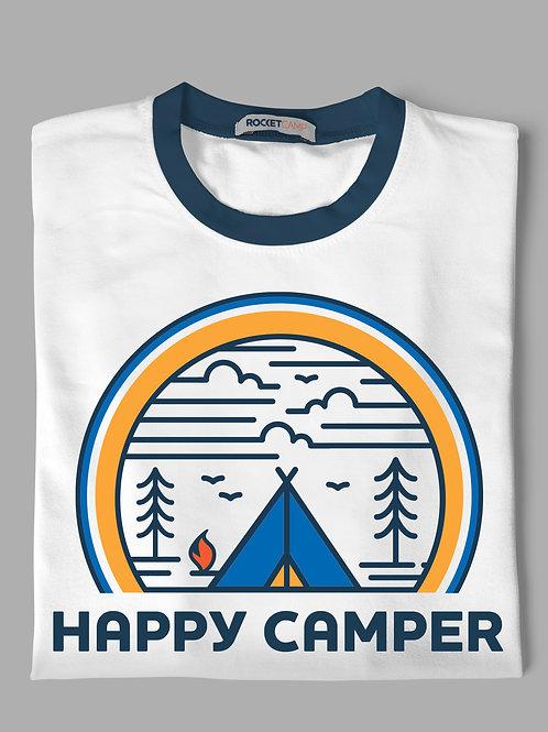 Happy Camper - Tent Navy