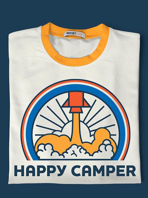 Happy Camper - Blast off Yellow