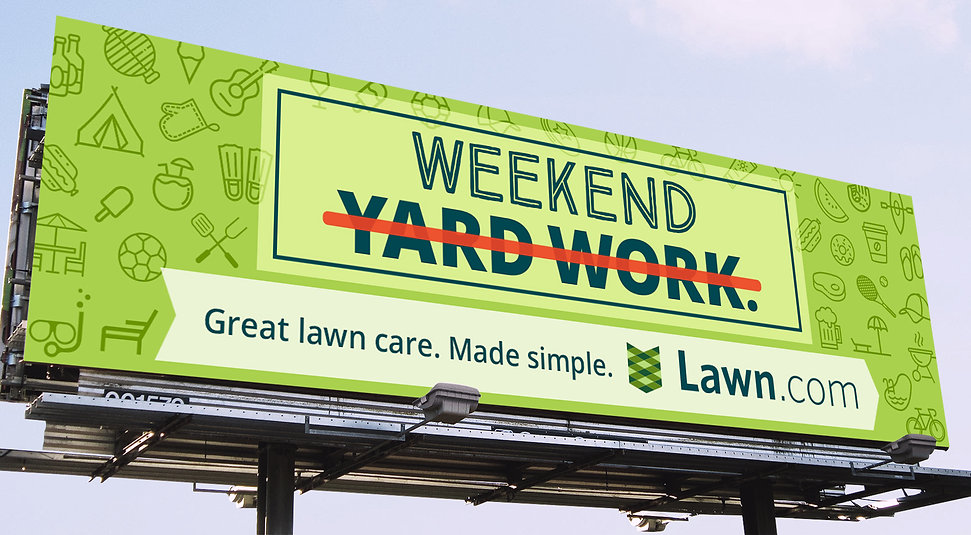 lawn.com billboard