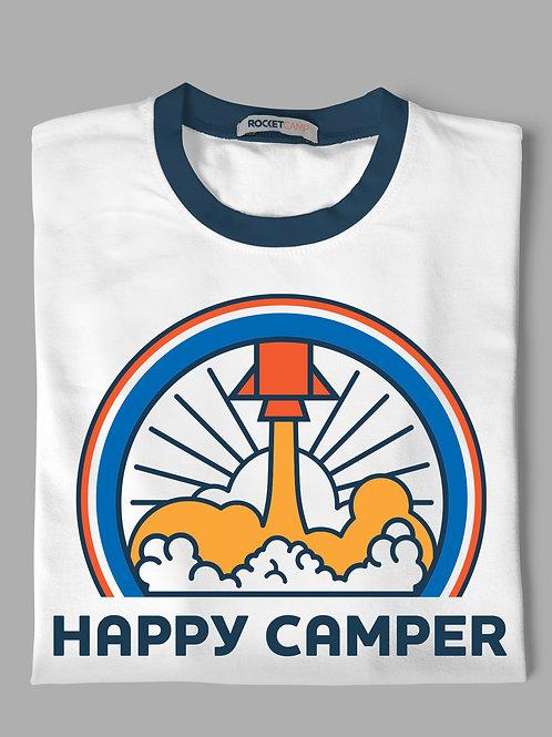 Happy Camper - Blast off Navy