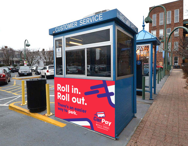 CarPay booth