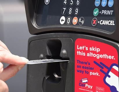 CarPay kiosk