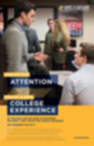 UTC one of a kind college experince