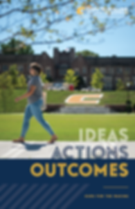 UTC ideas, actions, outcomes