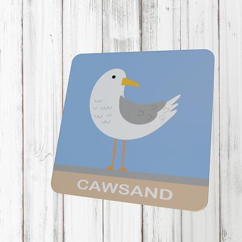 CAWSAND SEAGULL COASTER
