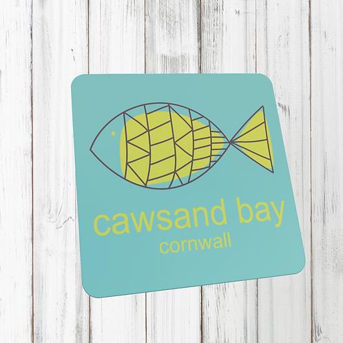 CAWSAND BAY FISH COASTER