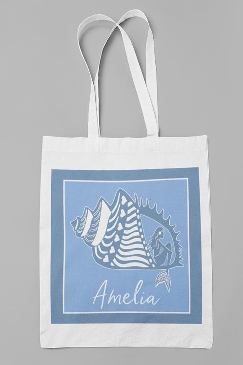 Personalised Tote Bag - Carry All Tote Bag- Beach Bag