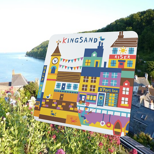 KINGSAND COASTER