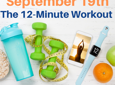 Monthly Wellness webinars for employees!