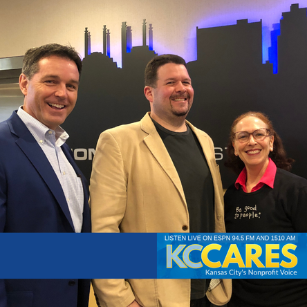 KC Cares Radio Show features GLSHF