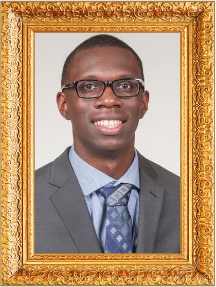 Jason Egberuare Awarded GLSHF Scholarship