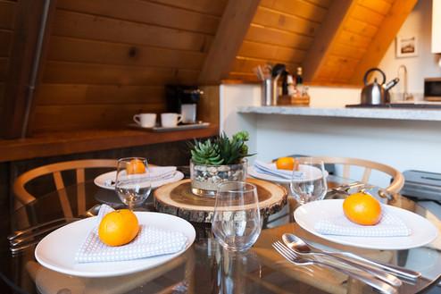 A Frame Mountain Modern Cabin