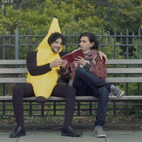 Still from Suddenly, Banana