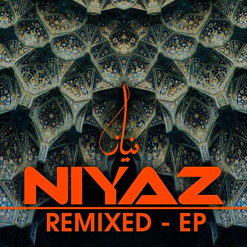 Niyax Remixed album cover