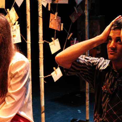 The Office of Dead Letters at The FringeNYC