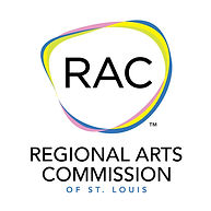 regional arts commission of St. Louis logo