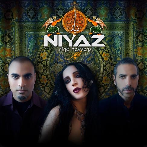 Nine Heavens album cover